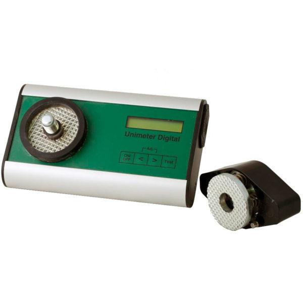 Taustaton-Unimeter